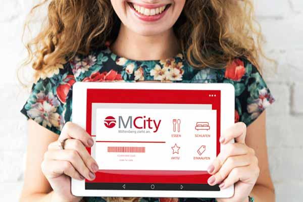 MCity Logo