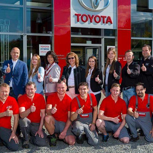 Toyota Dörr Team