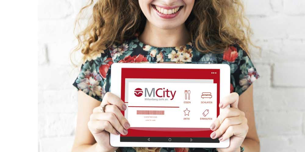 MCity Gutschein