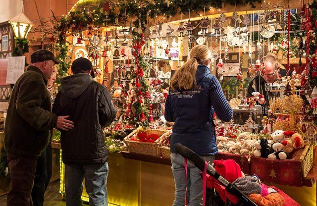 Weihnachtsmarkt Miltenberg