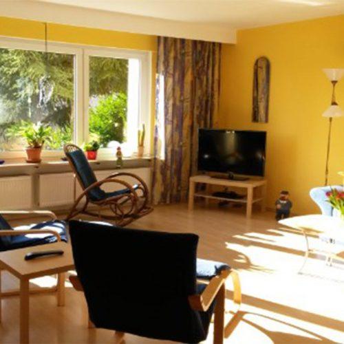 Wohnzimmer von Ferienwohnung